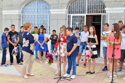 2 - ОУ Паисий Хилендарски - Каблешково