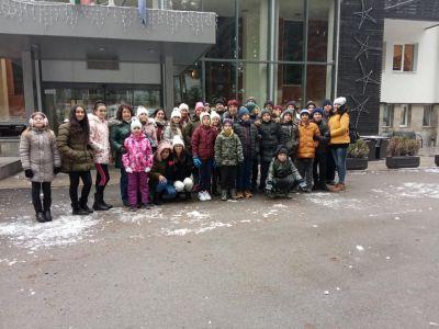 БЯЛО УЧИЛИЩЕ - ОУ Паисий Хилендарски - Каблешково